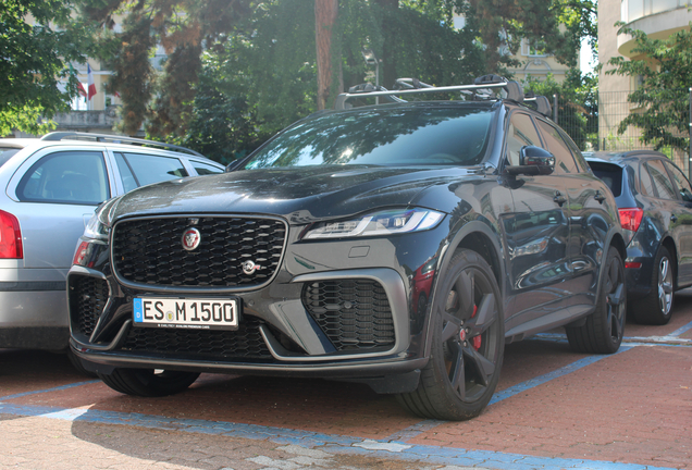 Jaguar F-Pace SVR 2021
