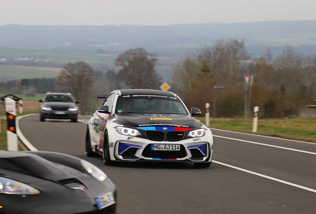 BMW M2 Coupé F87 Maxton Design