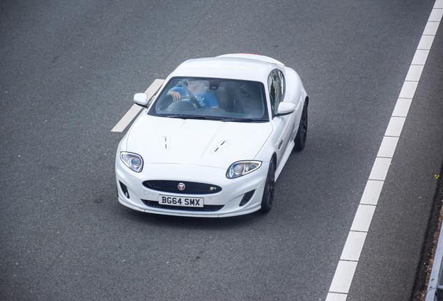 Jaguar XKR 2012