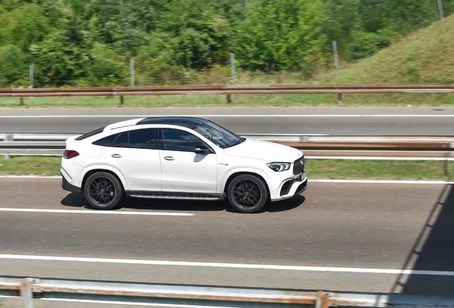 Mercedes-AMG GLE 63 Coupé C167