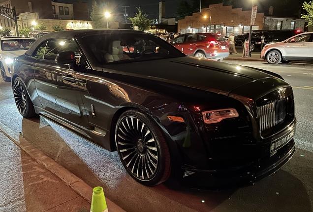 Rolls-Royce Mansory Dawn