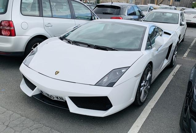 Lamborghini Gallardo LP550-2