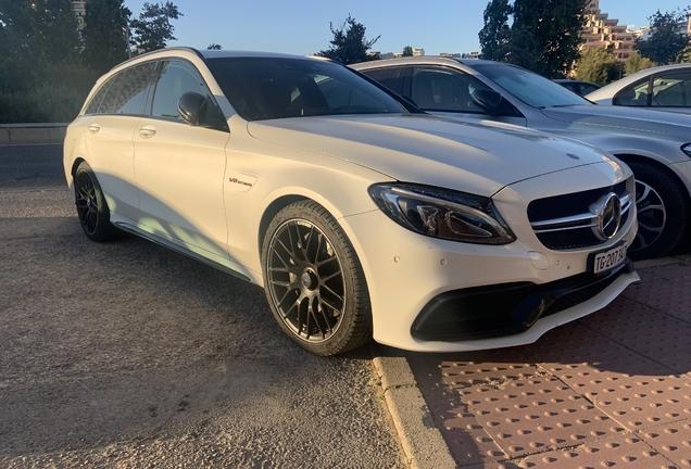 Mercedes-AMG C 63 Estate S206