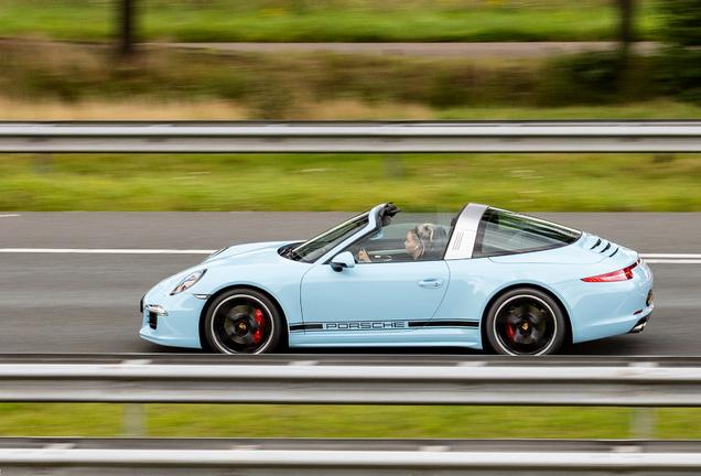 Porsche 991 Targa 4S Exclusive Edition