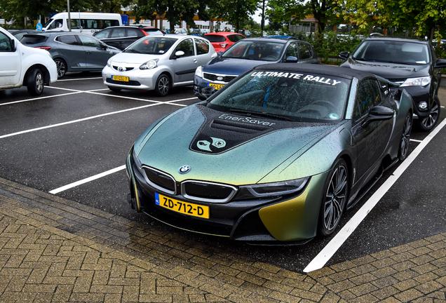 BMW i8 Roadster Maxton Design