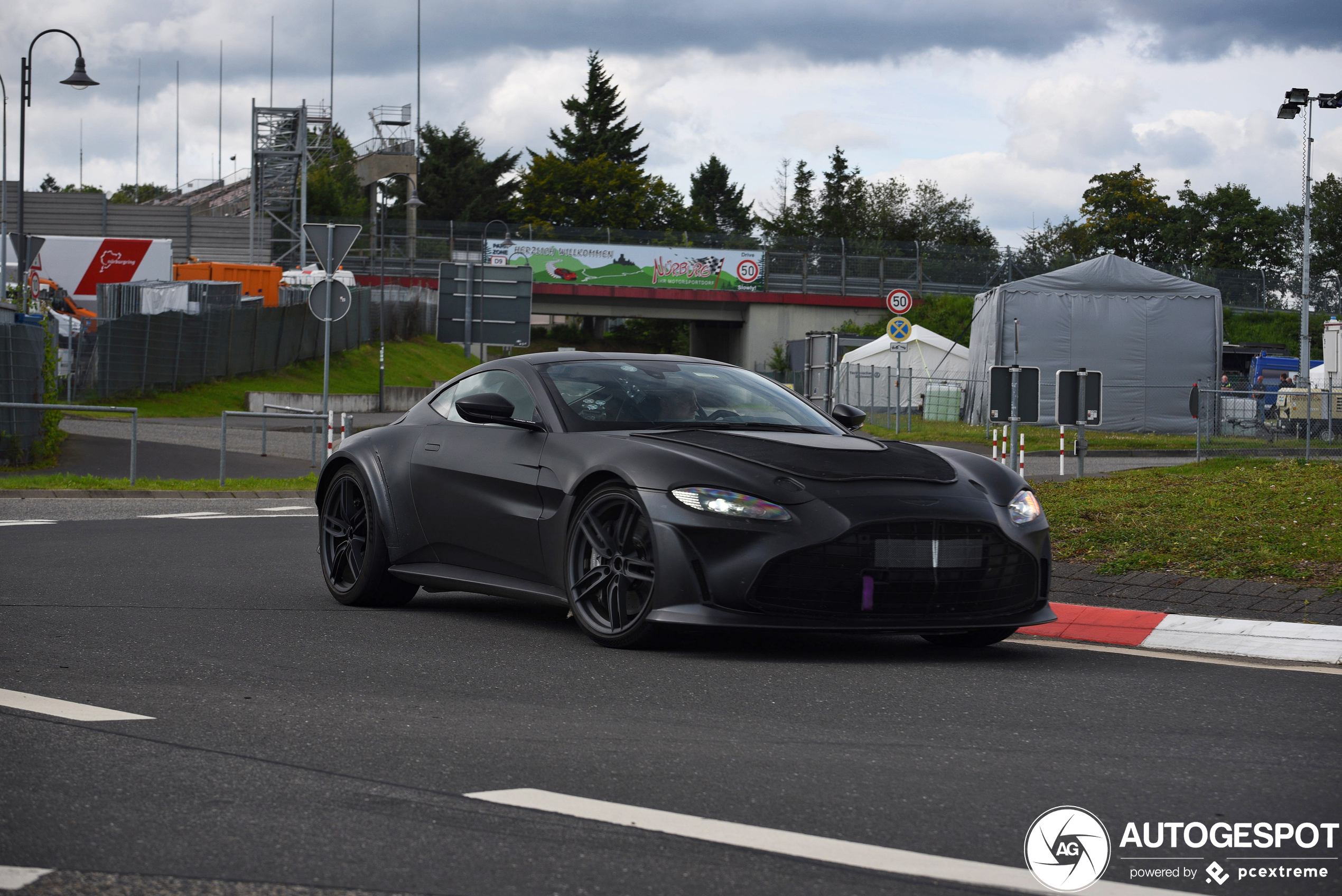 Are we getting an Aston Martin V12 Vantage?