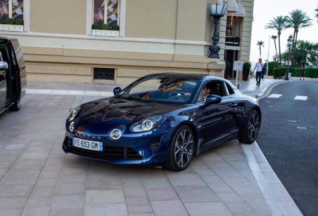 Alpine A110 Légende GT 2020