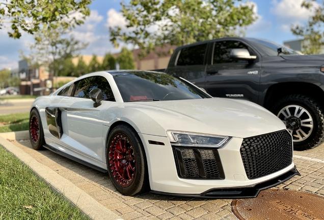 Audi R8 V10 Plus 2015 Underground Racing