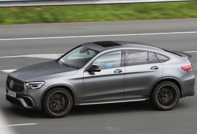 Mercedes-AMG GLC 63 Coupé C253 2019