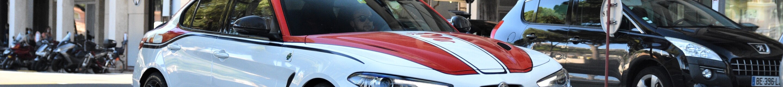 Alfa Romeo Giulia Quadrifoglio Alfa Romeo Racing Limited Edition