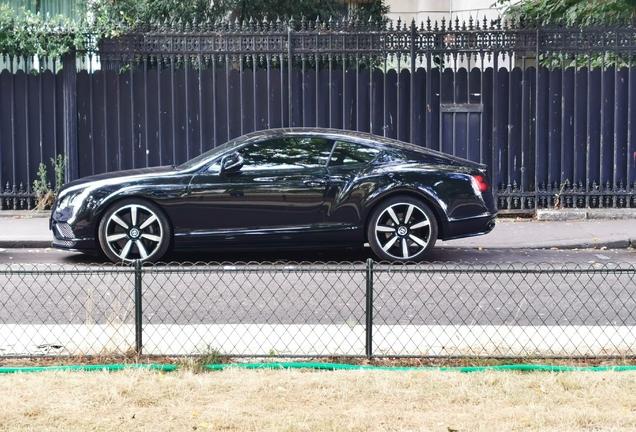 Bentley Continental GT Speed 2016