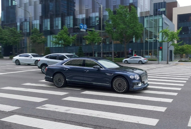 Bentley Mansory Flying Spur W12 2020