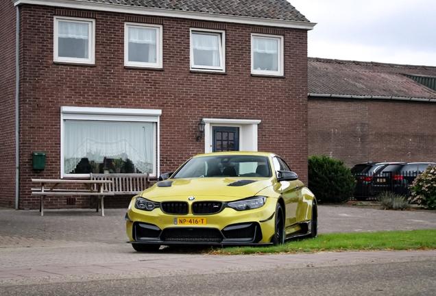 BMW M4 F83 Convertible 2017 RevoZport