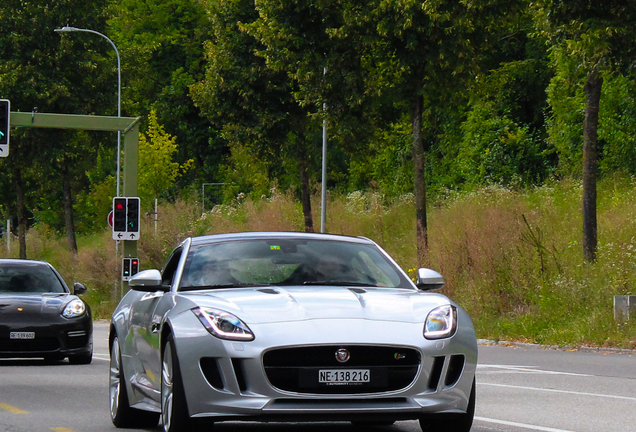 Jaguar F-TYPE S AWD Coupé