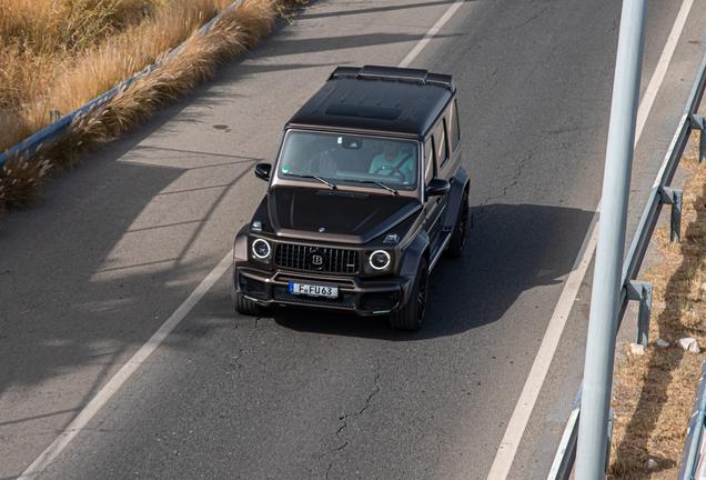 Mercedes-AMG Brabus G B40-700 Widestar W463 2018