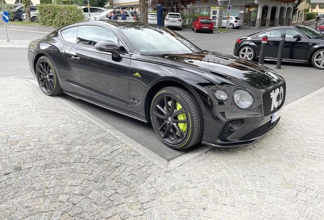 Bentley Continental GT 2020 Pikes Peak