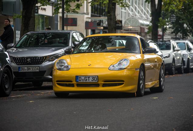 Porsche 996 GT3 MkI