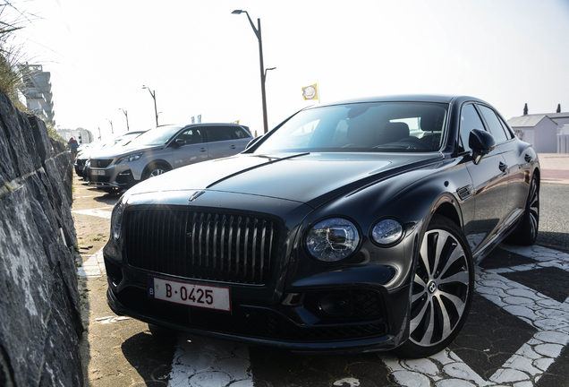 Bentley flying Spur V8 2021 First Edition