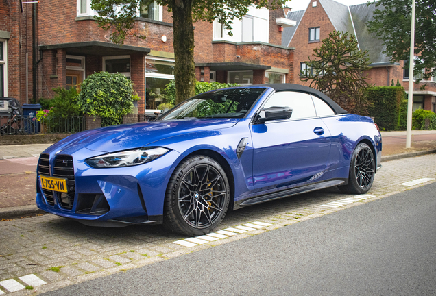 BMW M4 G83 Convertible Competition
