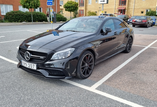 Mercedes-AMG CLS 63 C218 2016