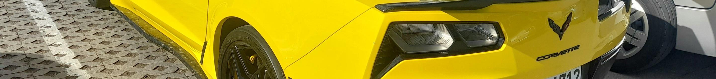 Chevrolet Corvette C7 Z06 Convertible