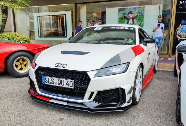 Audi TT-RS 2017 40 Jahre Edition