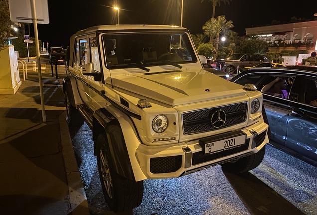 Mercedes-Maybach G 650 Landaulet W463