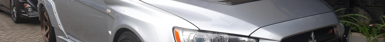 Mitsubishi Lancer Evolution X Voltex