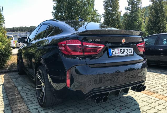 BMW Manhart Performance MHX6-700