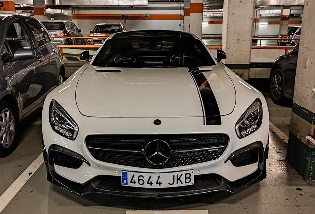 Mercedes-AMG Renntech GT S C190