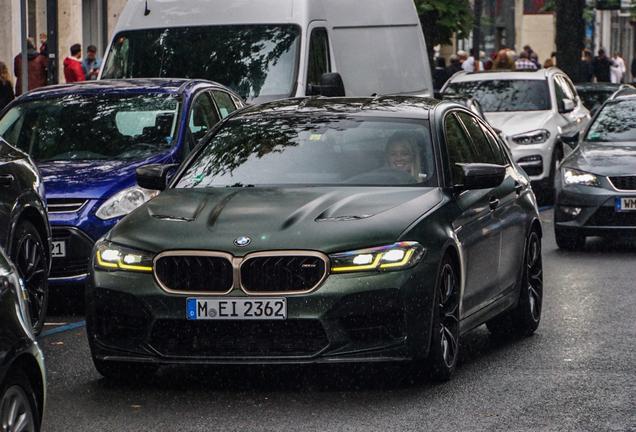 BMW M5 F90 CS