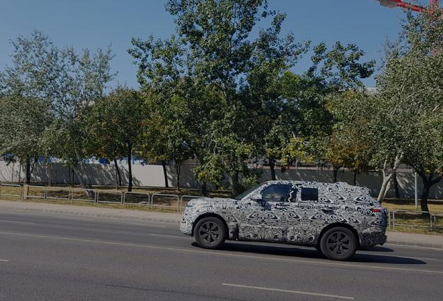 Land Rover Range Rover Sport SVR 2022