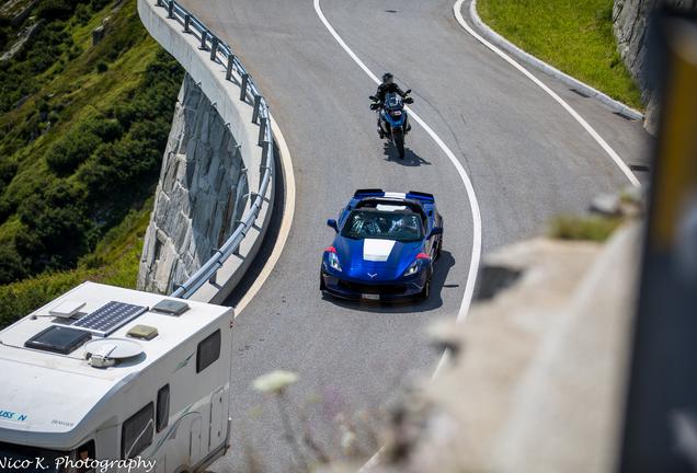 Chevrolet Corvette C7 Grand Sport