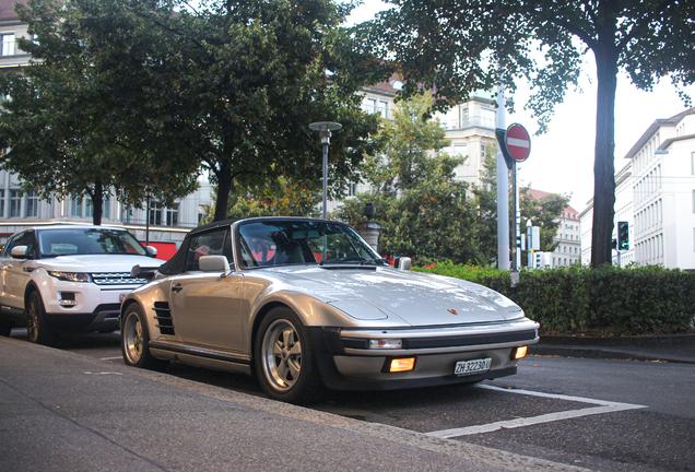 Porsche 930 Turbo Cabriolet Flatnose