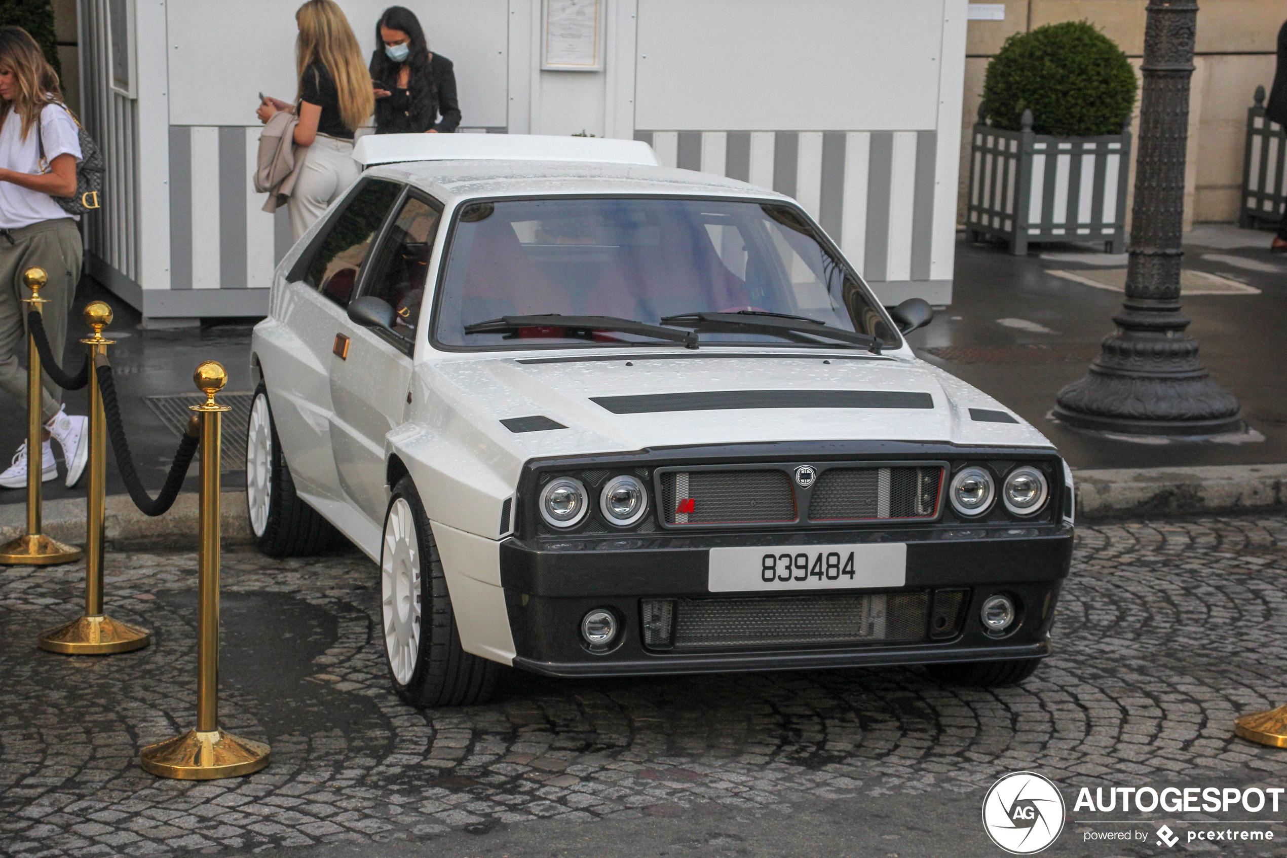 Lancia Delta Futurista is reïncarnatie van prachtige klassieker