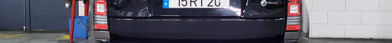 Land Rover Range Rover SVAutobiography LWB