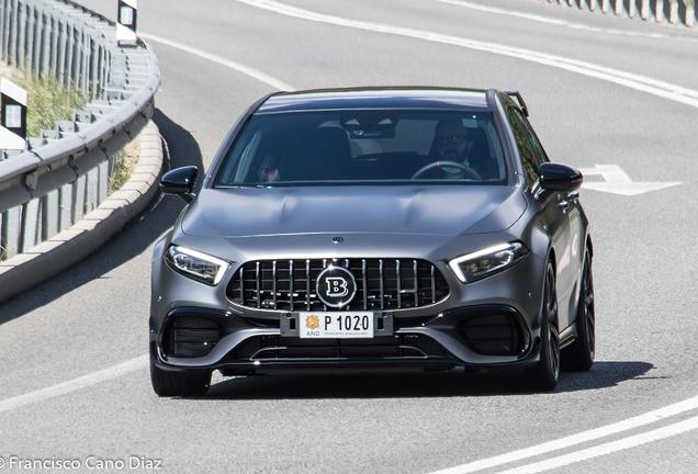 Mercedes-AMG Brabus A B45 2020