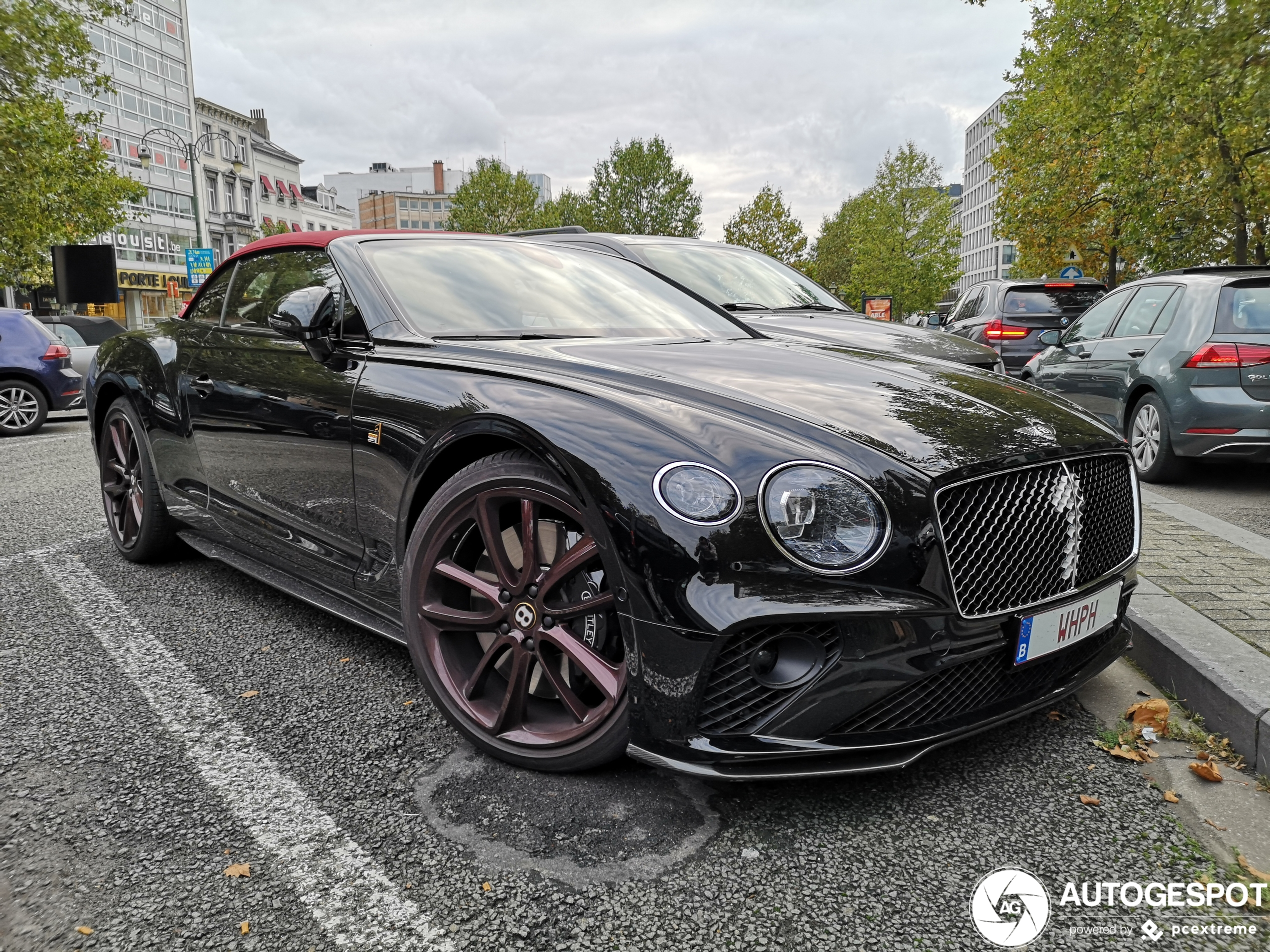 Bentley Continental GTC 2018 Number 1 Edition