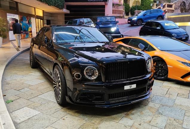 Bentley Mansory Mulsanne 2017