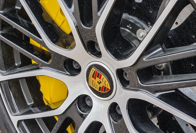 Porsche 971 Panamera Turbo S E-Hybrid MkII