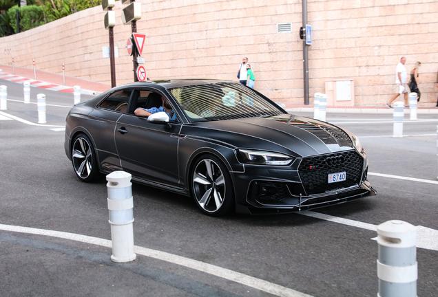 Audi RS5 B9 Maxton Design