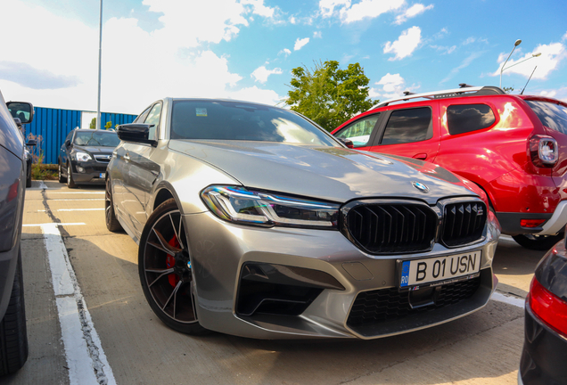 BMW M5 F90 Competition 2021