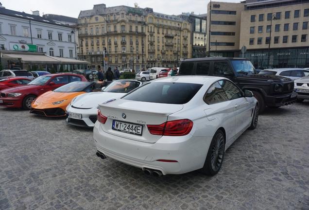 Alpina B4 S Bi-Turbo 2017