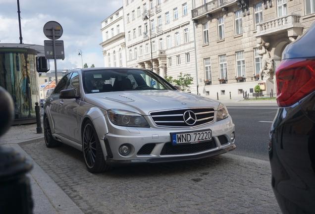 Mercedes-Benz Kleemann C 63 AMG