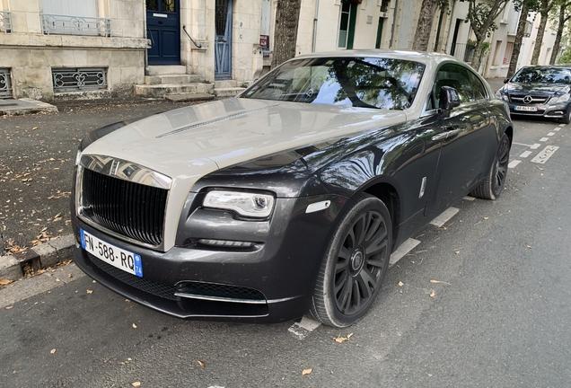 Rolls-Royce Wraith Series II Eagle VIII