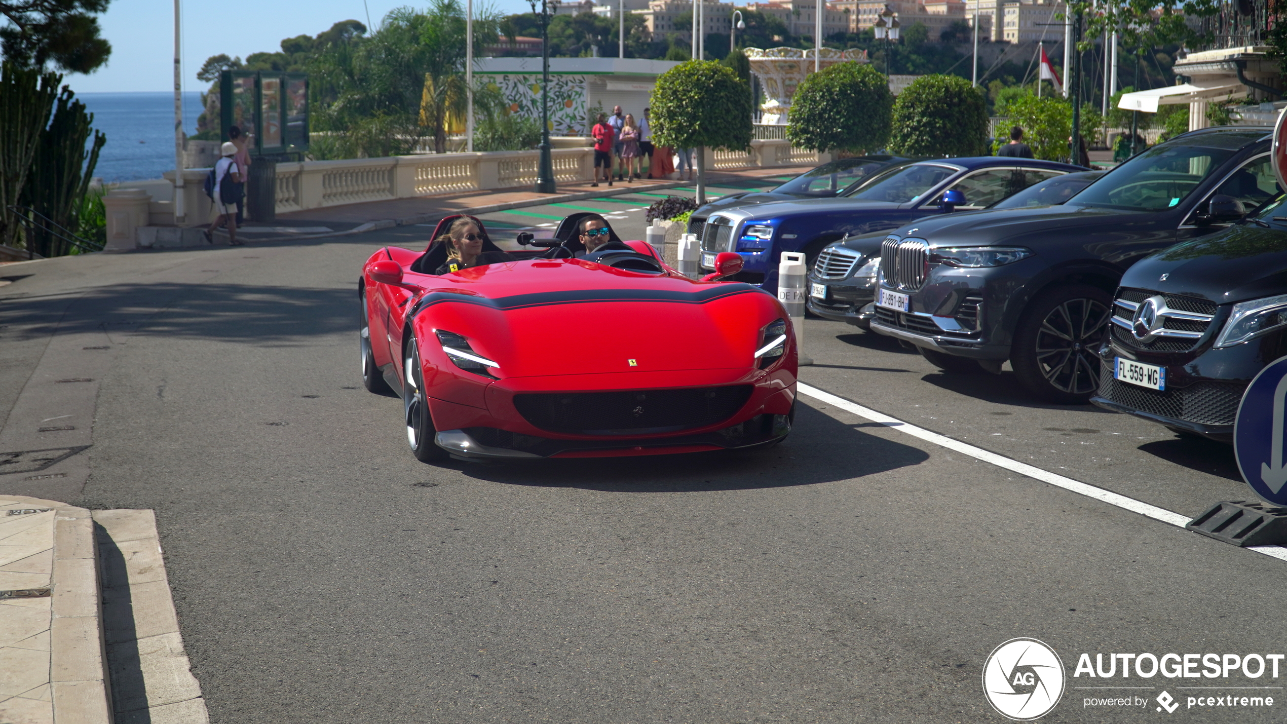Monaco brengt ons de zevende(!) Ferrari Monza SP2 al