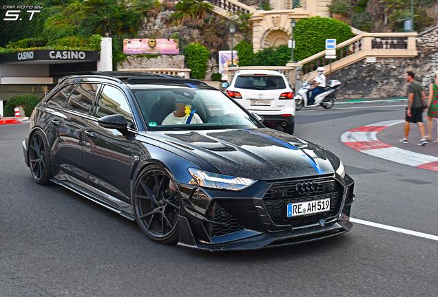 Audi RS6 Avant C8 Mansory