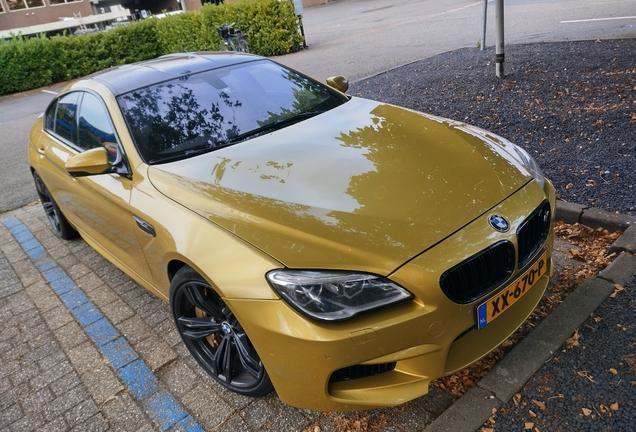 BMW M6 F06 Gran Coupé 2015 Vorsteiner