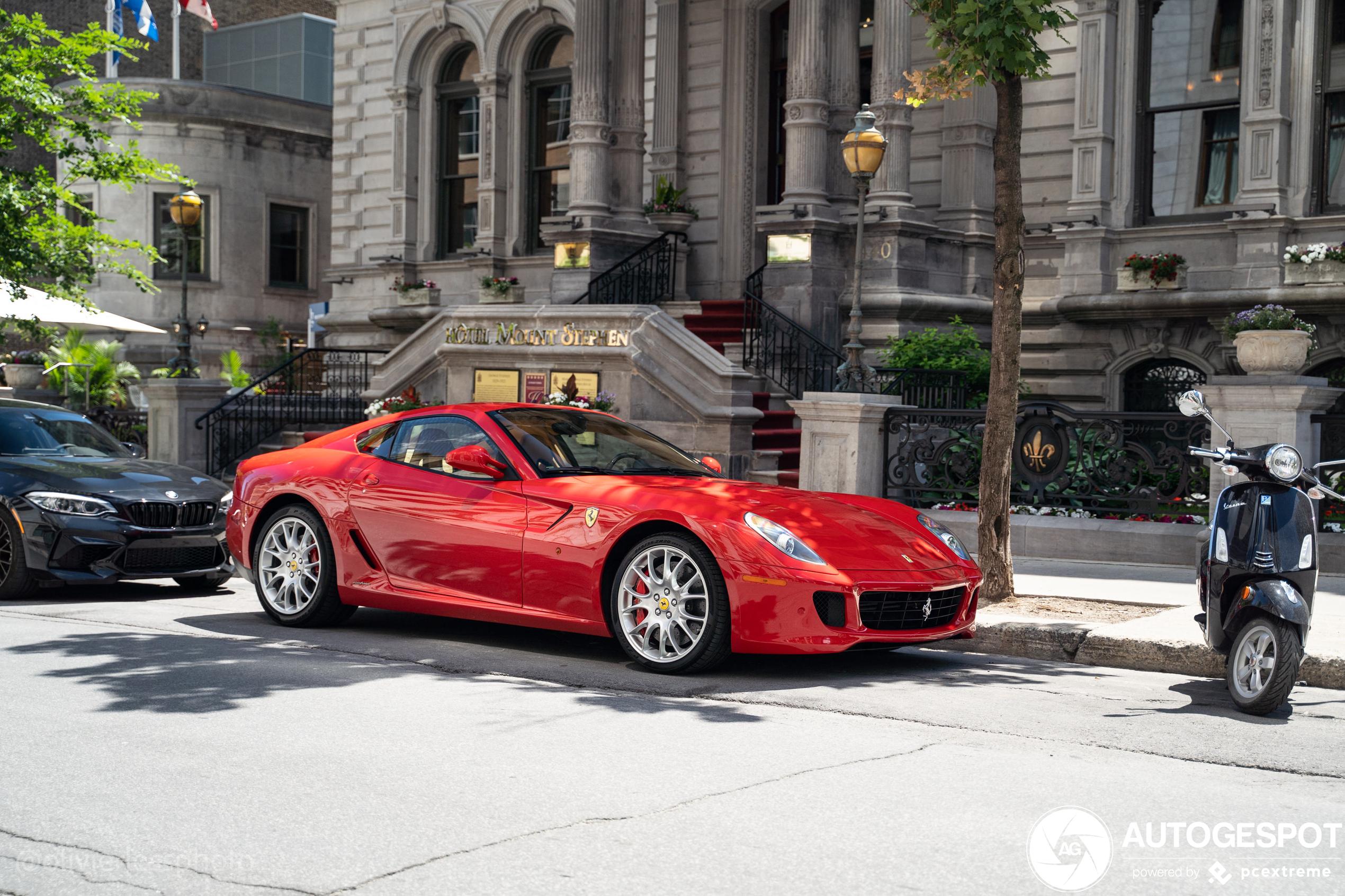 Ferrari599 GTB Fiorano