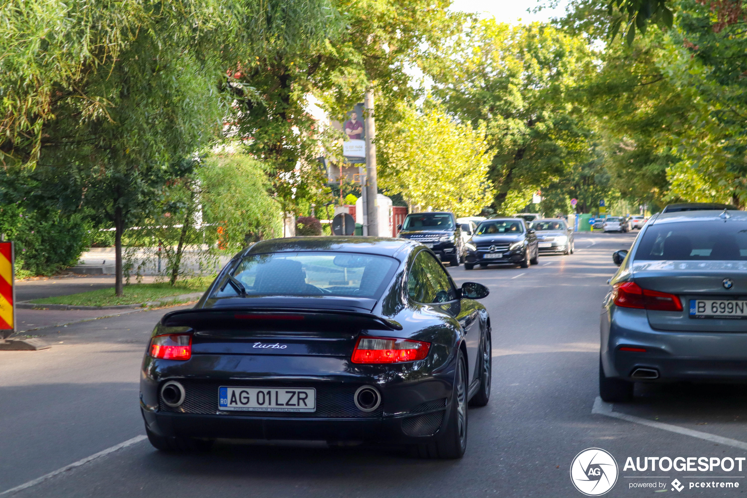 Porsche997 Turbo MkI